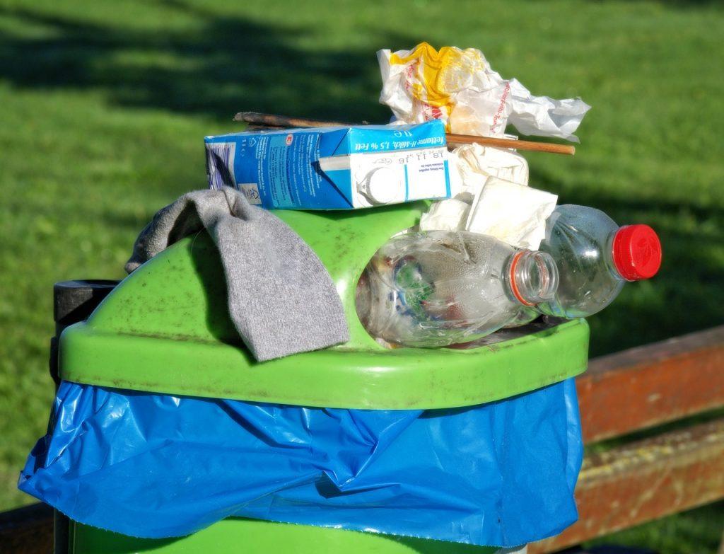 Müllcointer mieten, wenn Tonne zu klein