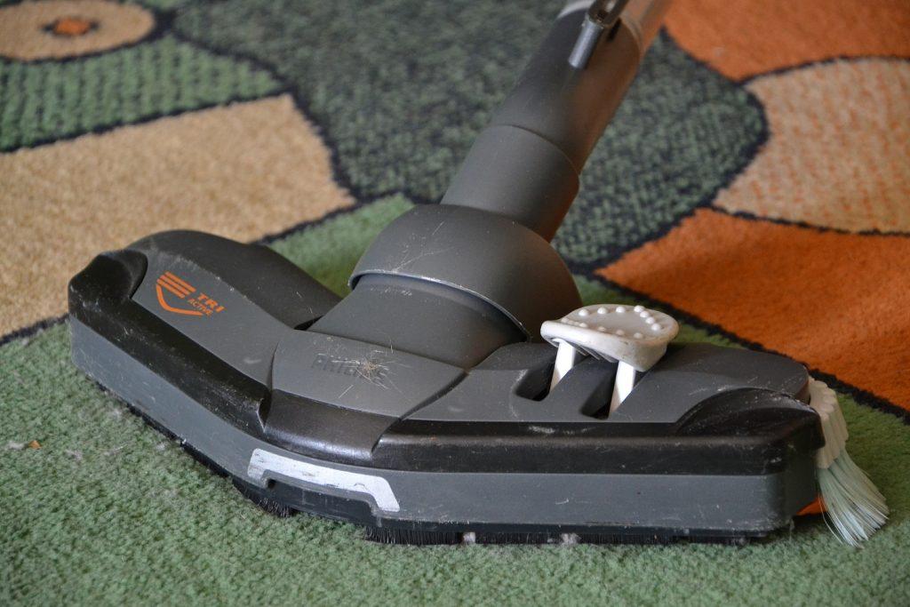 Staubsauger für Teppichböden